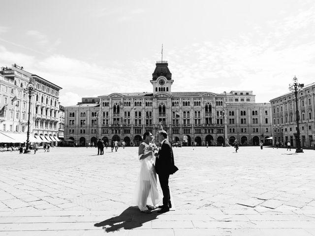 Il matrimonio di Alessandro e Lara a Trieste, Trieste 224