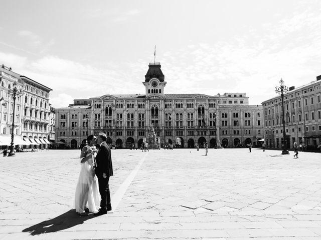 Il matrimonio di Alessandro e Lara a Trieste, Trieste 226