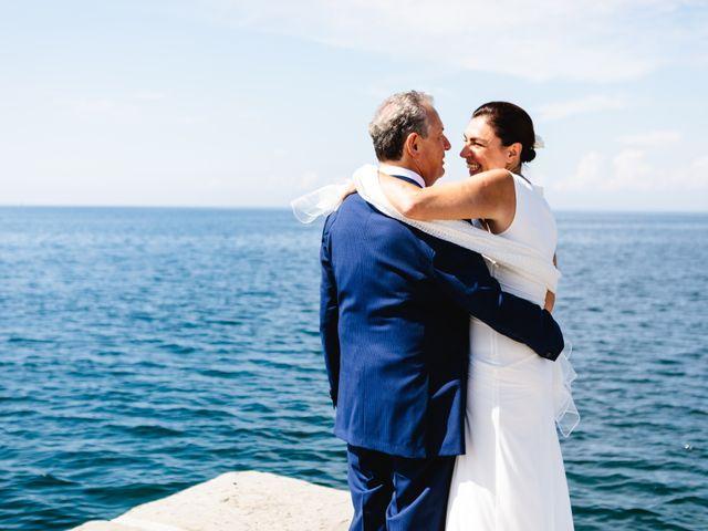 Il matrimonio di Alessandro e Lara a Trieste, Trieste 233