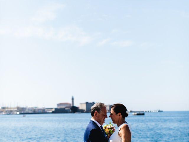 Il matrimonio di Alessandro e Lara a Trieste, Trieste 235
