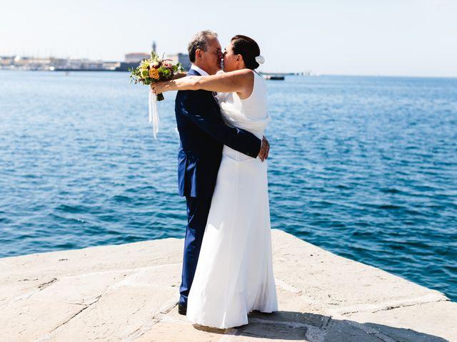 Il matrimonio di Alessandro e Lara a Trieste, Trieste 236