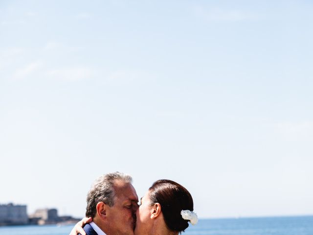 Il matrimonio di Alessandro e Lara a Trieste, Trieste 245