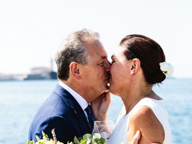 Il matrimonio di Alessandro e Lara a Trieste, Trieste 255