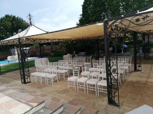 Il matrimonio di Daniele e Chiara a Roncoferraro, Mantova 4