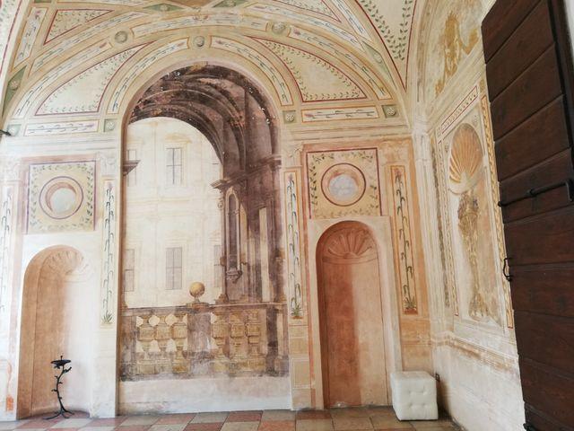 Il matrimonio di Daniele e Chiara a Roncoferraro, Mantova 9