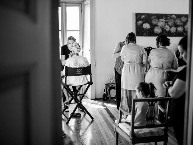 Il matrimonio di Marco e Francesca a Erba, Como 7