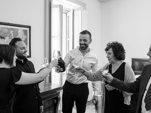 Il matrimonio di Marco e Francesca a Erba, Como 9