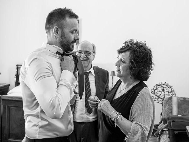 Il matrimonio di Marco e Francesca a Erba, Como 10