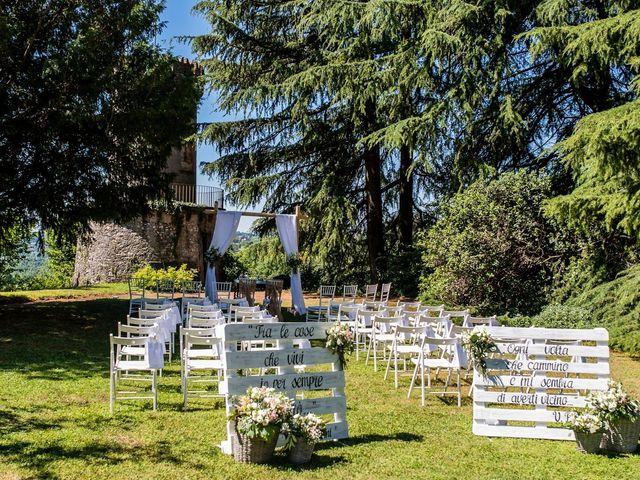 Il matrimonio di Marco e Francesca a Erba, Como 13