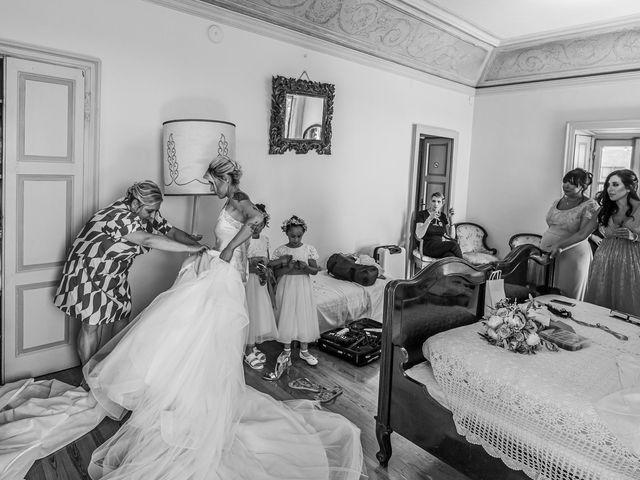 Il matrimonio di Marco e Francesca a Erba, Como 16
