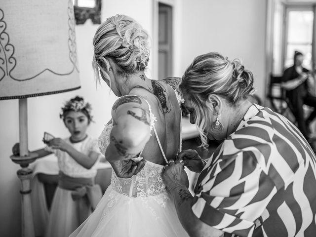 Il matrimonio di Marco e Francesca a Erba, Como 17