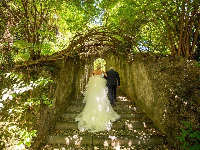 Il matrimonio di Marco e Francesca a Erba, Como 23