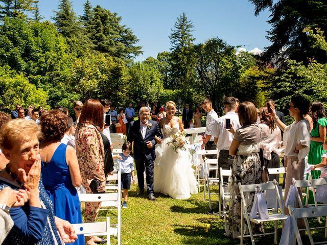 Il matrimonio di Marco e Francesca a Erba, Como 26