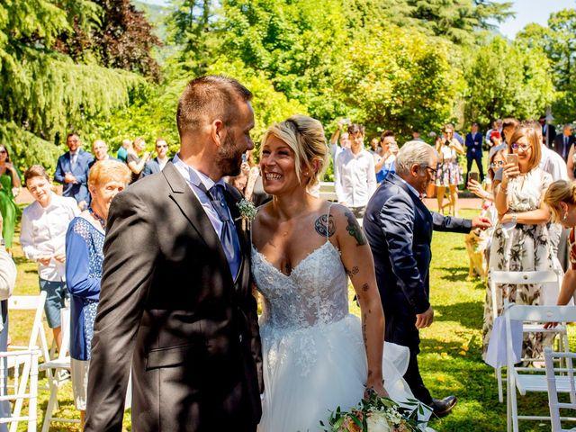 Il matrimonio di Marco e Francesca a Erba, Como 27