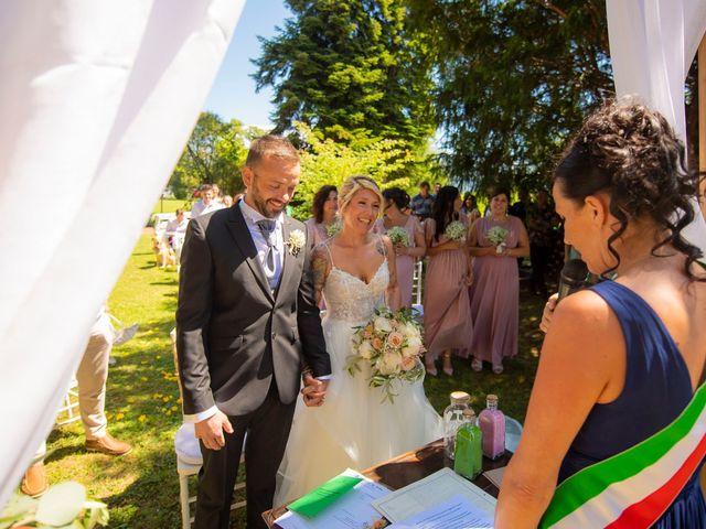 Il matrimonio di Marco e Francesca a Erba, Como 29