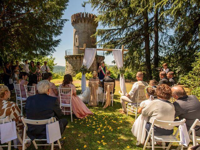 Il matrimonio di Marco e Francesca a Erba, Como 32