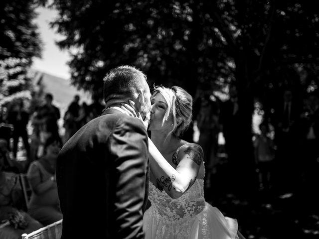 Il matrimonio di Marco e Francesca a Erba, Como 35