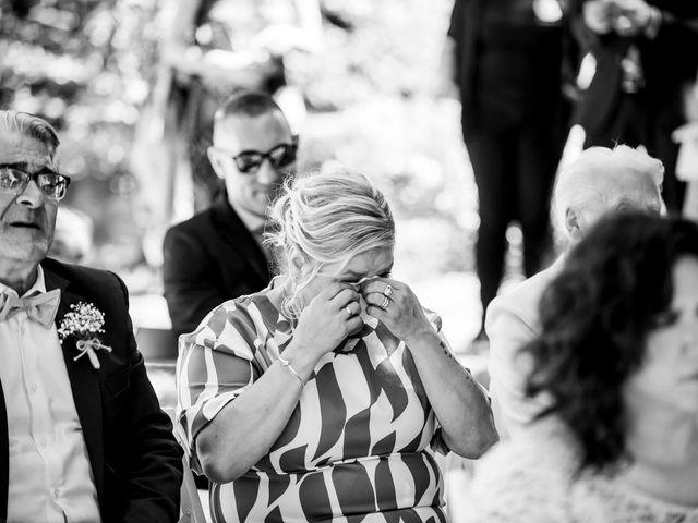 Il matrimonio di Marco e Francesca a Erba, Como 37
