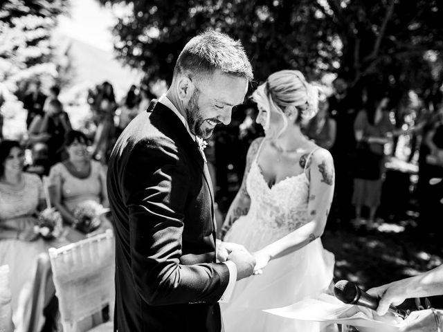 Il matrimonio di Marco e Francesca a Erba, Como 38