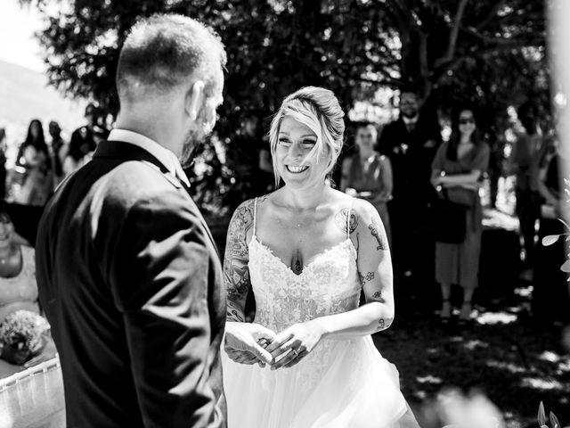 Il matrimonio di Marco e Francesca a Erba, Como 39