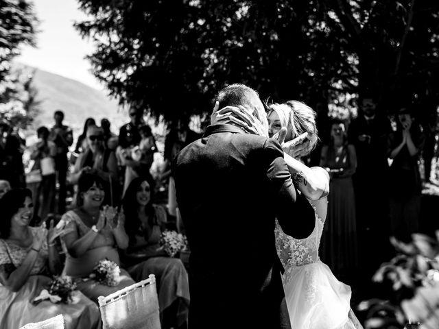 Il matrimonio di Marco e Francesca a Erba, Como 40