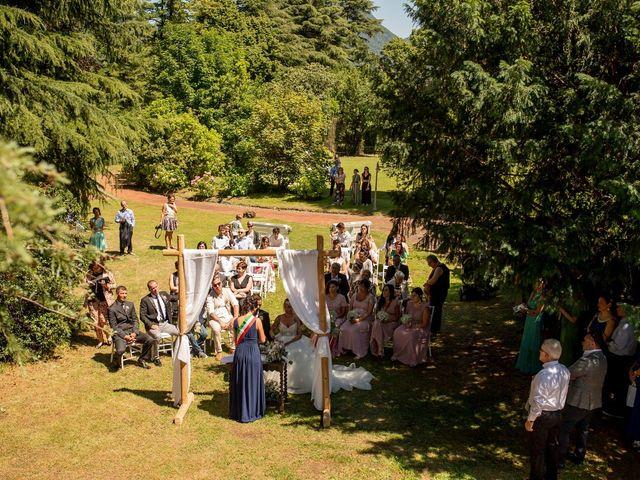 Il matrimonio di Marco e Francesca a Erba, Como 41