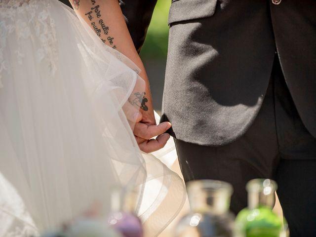 Il matrimonio di Marco e Francesca a Erba, Como 43