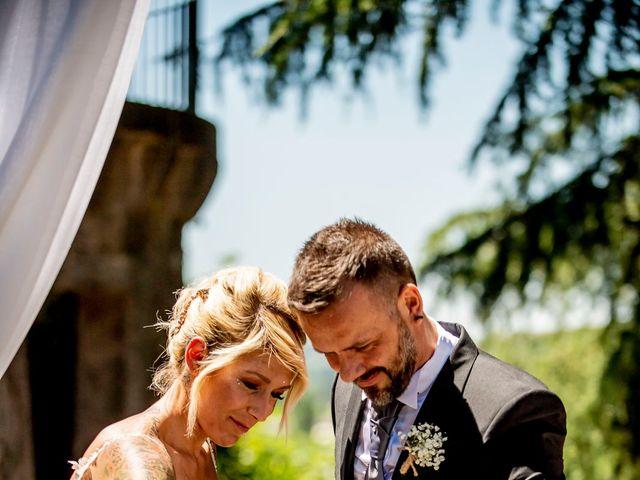 Il matrimonio di Marco e Francesca a Erba, Como 46