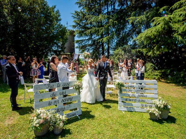 Il matrimonio di Marco e Francesca a Erba, Como 48