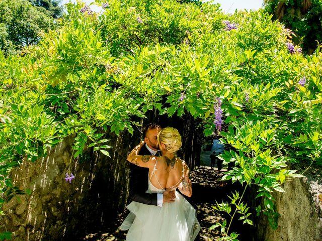 Il matrimonio di Marco e Francesca a Erba, Como 49