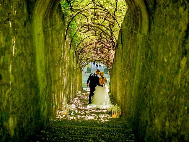 Il matrimonio di Marco e Francesca a Erba, Como 50