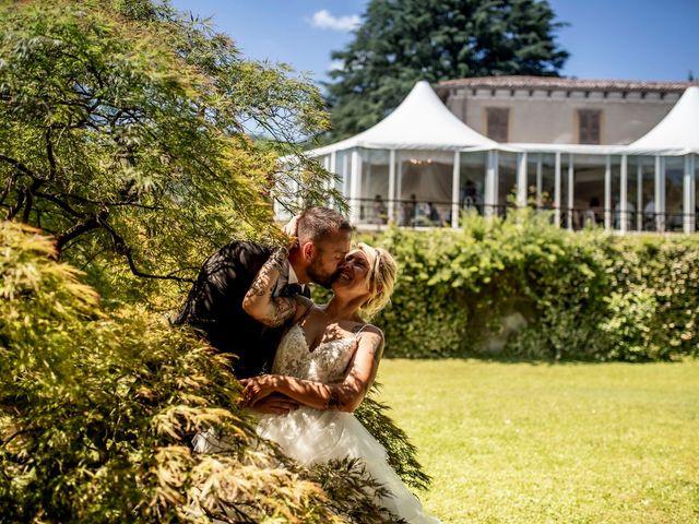Il matrimonio di Marco e Francesca a Erba, Como 62