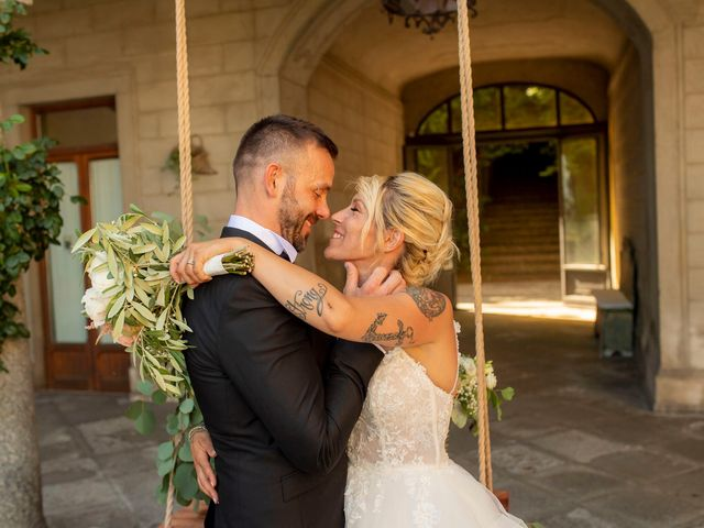 Il matrimonio di Marco e Francesca a Erba, Como 66