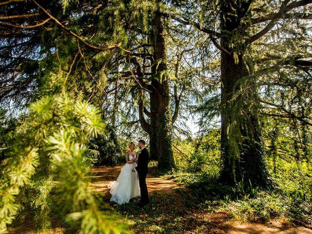 Il matrimonio di Marco e Francesca a Erba, Como 1