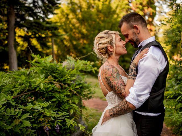 Il matrimonio di Marco e Francesca a Erba, Como 77