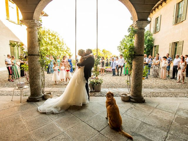 Il matrimonio di Marco e Francesca a Erba, Como 82