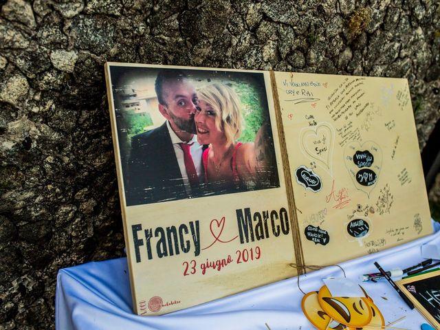Il matrimonio di Marco e Francesca a Erba, Como 84