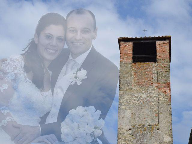 Il matrimonio di Francesco e Rita a Montecarlo, Lucca 4