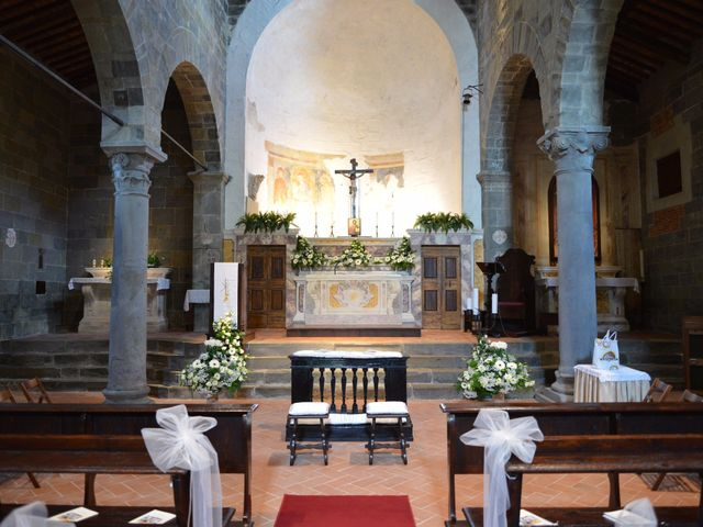 Il matrimonio di Francesco e Rita a Montecarlo, Lucca 5