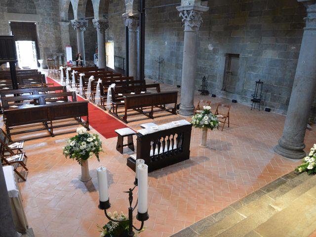 Il matrimonio di Francesco e Rita a Montecarlo, Lucca 6