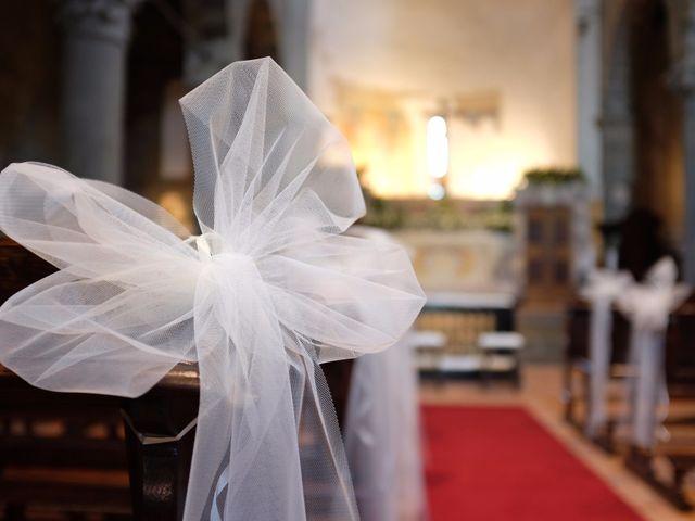 Il matrimonio di Francesco e Rita a Montecarlo, Lucca 7
