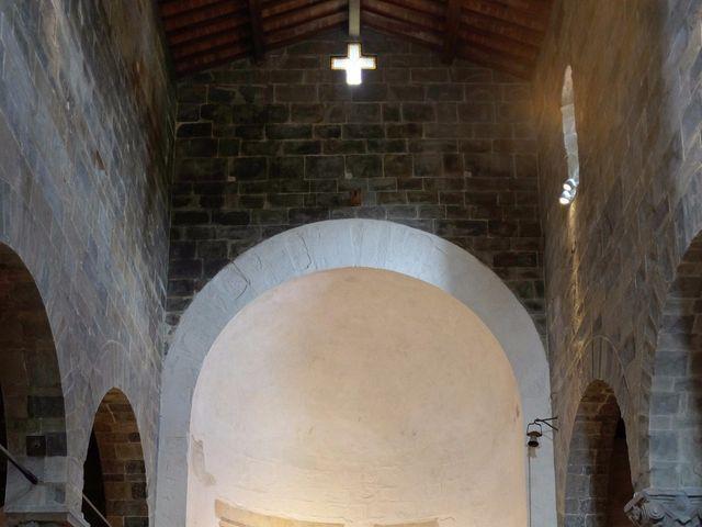 Il matrimonio di Francesco e Rita a Montecarlo, Lucca 8