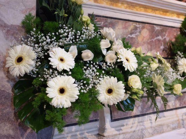 Il matrimonio di Francesco e Rita a Montecarlo, Lucca 13