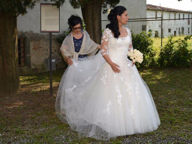 Il matrimonio di Francesco e Rita a Montecarlo, Lucca 23
