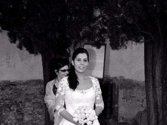 Il matrimonio di Francesco e Rita a Montecarlo, Lucca 24