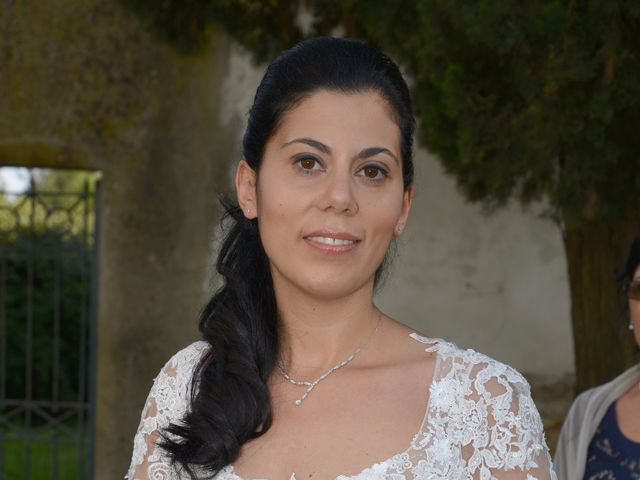 Il matrimonio di Francesco e Rita a Montecarlo, Lucca 25