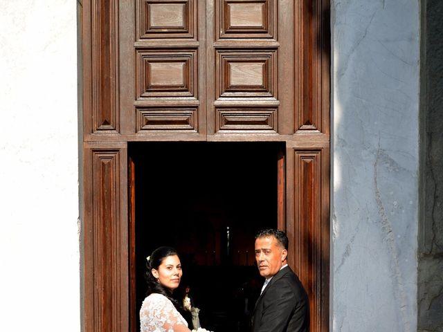 Il matrimonio di Francesco e Rita a Montecarlo, Lucca 28