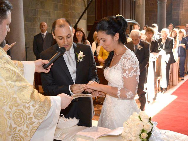 Il matrimonio di Francesco e Rita a Montecarlo, Lucca 30
