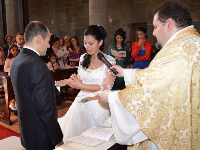 Il matrimonio di Francesco e Rita a Montecarlo, Lucca 31