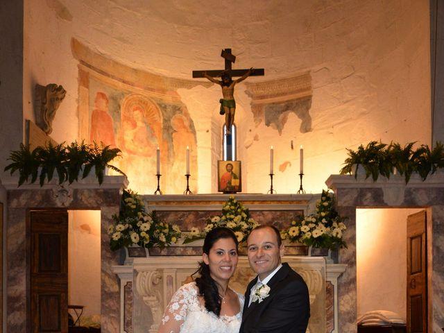 Il matrimonio di Francesco e Rita a Montecarlo, Lucca 34